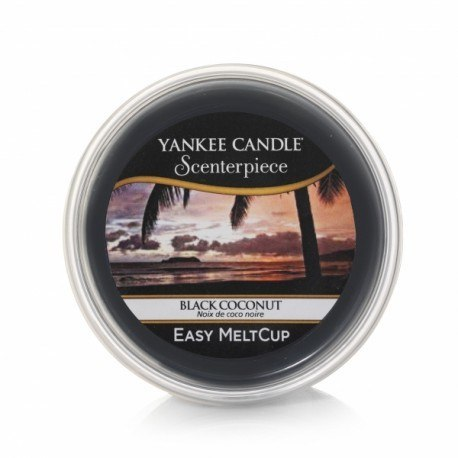 Yankee Candle MeltCups Black Coconut