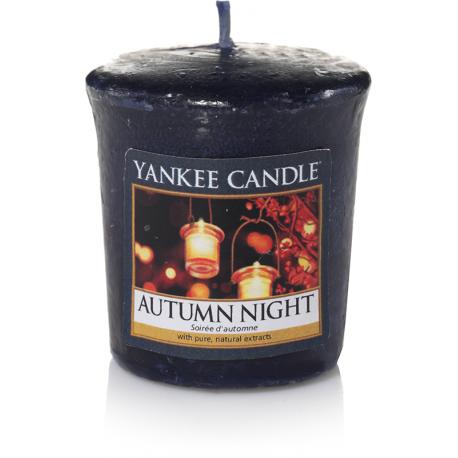 Yankee Candle Autumn Night Votivo