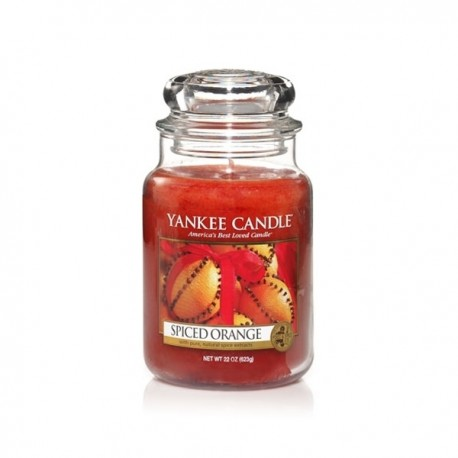 Yankee Candle Spiced Orange Giara Grande