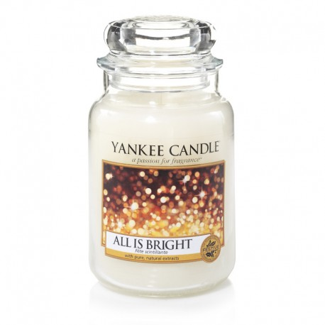 Yankee Candle All Is Bright Giara Grande