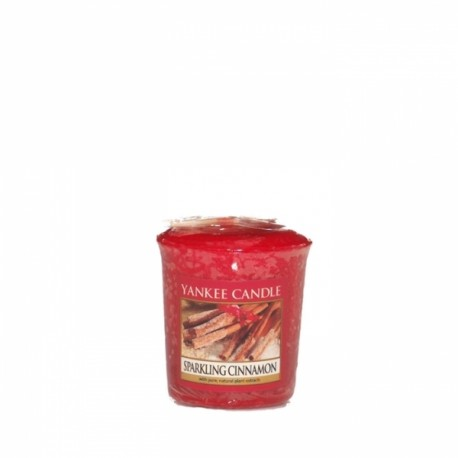 Yankee Candle Sparkling Cinnamon Votivo
