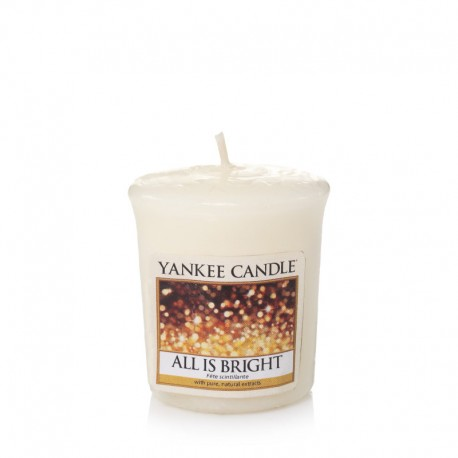 Yankee Candle All Is Bright Votivo