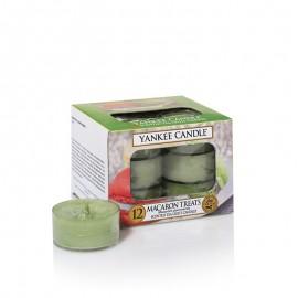 Yankee Candle Macaron Treats Tea Light Profumate