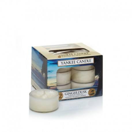 Yankee Candle Ginger Dusk Tea Light Profumate