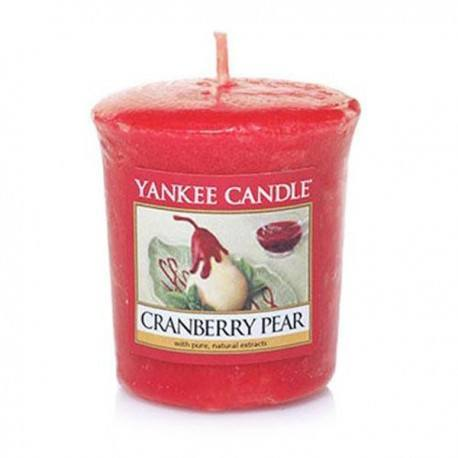 Yankee Candle Cramberry Pear Sampler Profumate