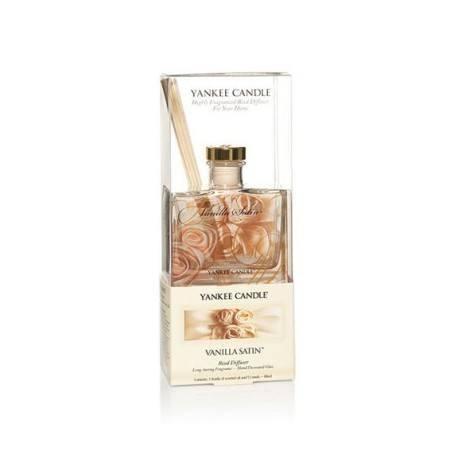 Yankee Candle Vanilla Satin Diffusore a Bastoncini