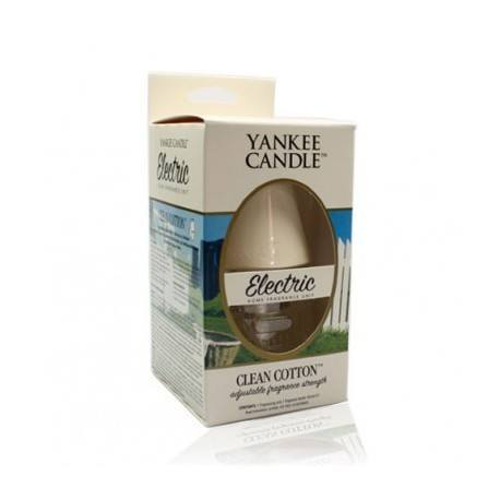 Yankee Candle Clean Cotton Diffusore Elettrico