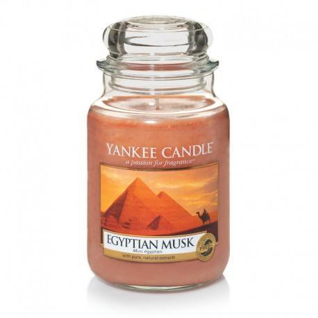 Yankee Candle Egyptian Musk Giara Grande