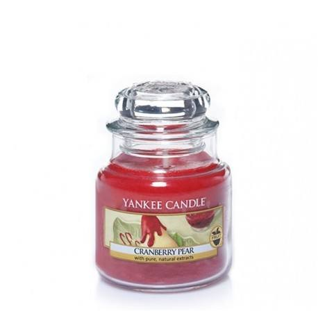 Yankee Candle Cramberry Pear Giara Piccola