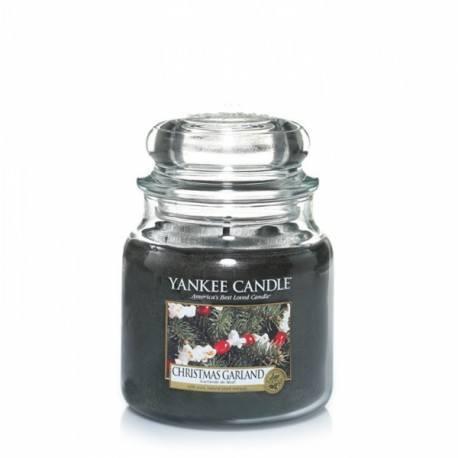 Yankee Candle Christmas Garland Giara Media