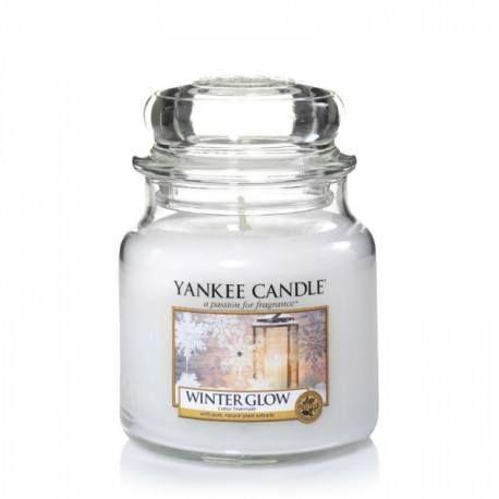 Yankee Candle Winter Glow Giara Piccola