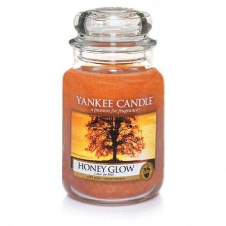 Yankee Candle Honey Glow Giara Grande
