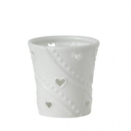 Yankee Candle Porta Sampler White Heart