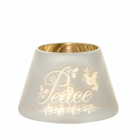 Yankee Candle Paralume Grande Peace, Hope Joy