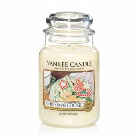 Yankee Candle Christmas Cookie Giara Grande