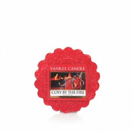 Yankee Candle Cosy By The Fire Tart Profumate