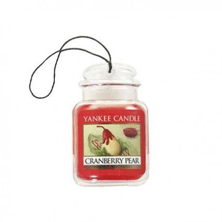 Yankee Candle Cranberry Pear Car Jar Ultimate