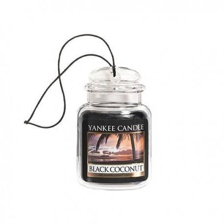 Yankee Candle Black Coconut Car Jar Ultimate