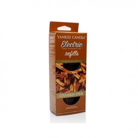 Yankee Candle Cinnamon Stick Diffusore Elettrico 2 pz