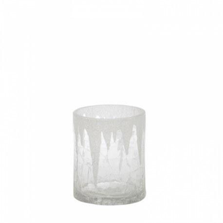 Yankee Candle Porta Votivo Sparkling Icicles