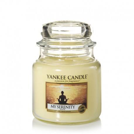 Yankee Candle My Serenity Giara Media