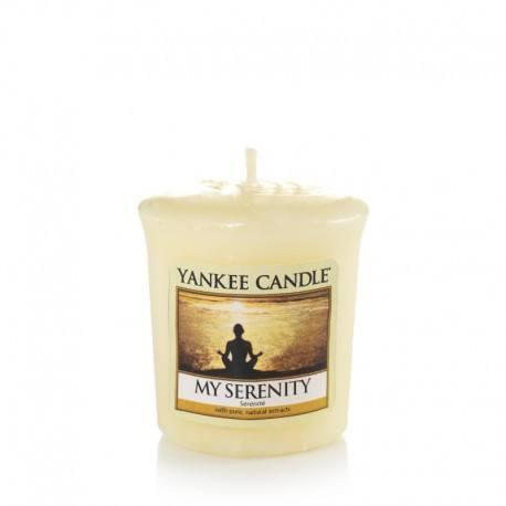 Yankee Candle My Serenity Votivo