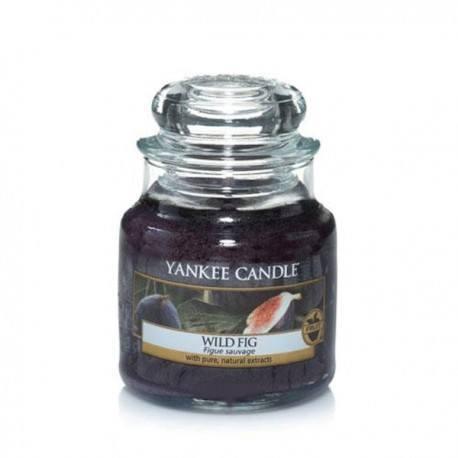 Yankee Candle Wild Fig Giara Piccola