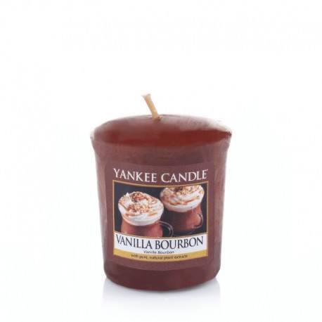 Yankee Candle Vanilla Bourbon Votivo