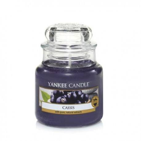 Yankee Candle Cassis Giara Piccola