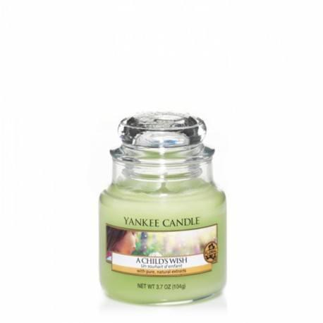 Yankee Candle A Child's Wish Giara Piccola