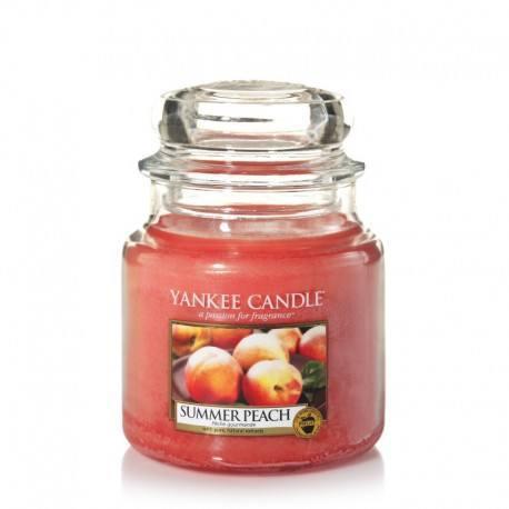 Yankee Candle Summer Peach Giara Media
