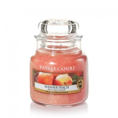 Yankee Candle Summer Peach Giara Piccola