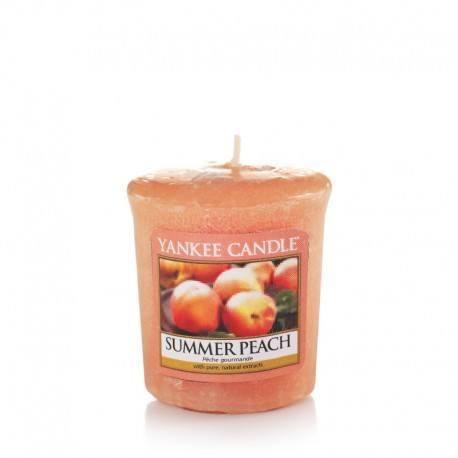 Yankee Candle Summer Peach Votivo