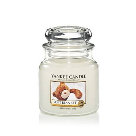 Yankee Candle Soft Blanket Giara Media