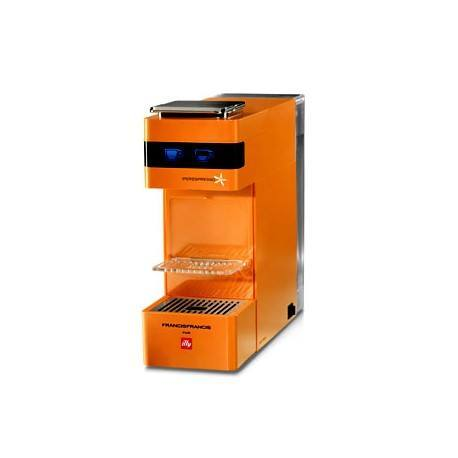 Illy Macchina Caffe' Iperespresso Y3 Arancione