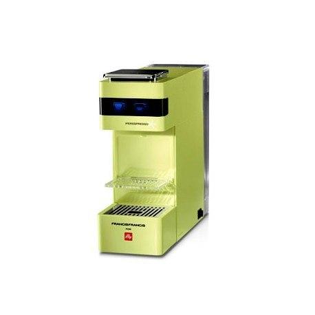 Illy Macchina Caffe' Iperespresso Y3 Verde