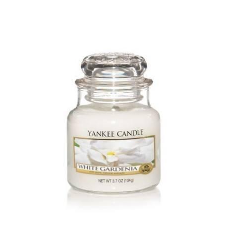 Yankee Candle White Gardenia Giara Piccola