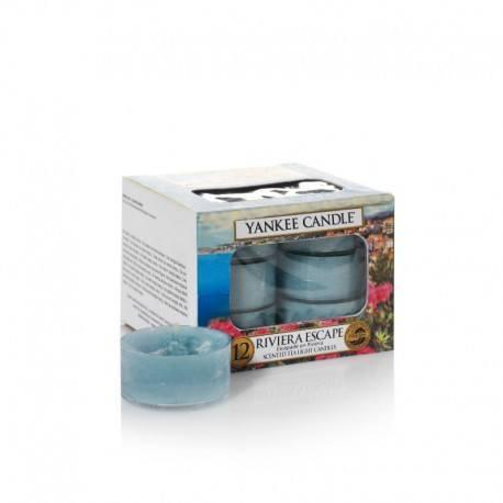 Yankee Candle Riviera Escape Tea Light Profumate