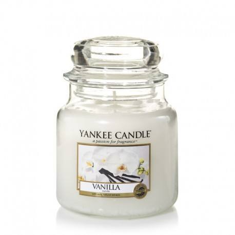 Yankee Candle Vanilla Giara Piccola