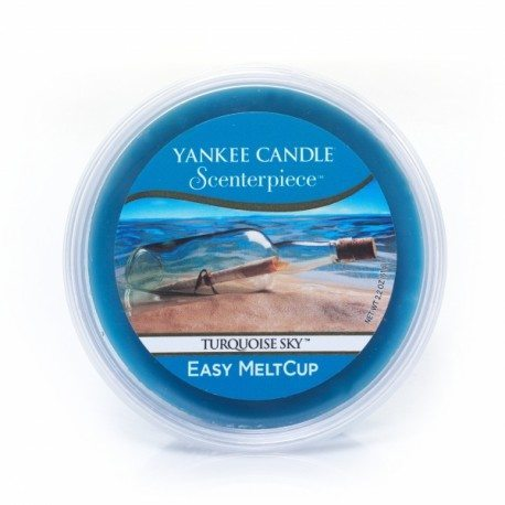 Yankee Candle MeltCups Torquise Sky