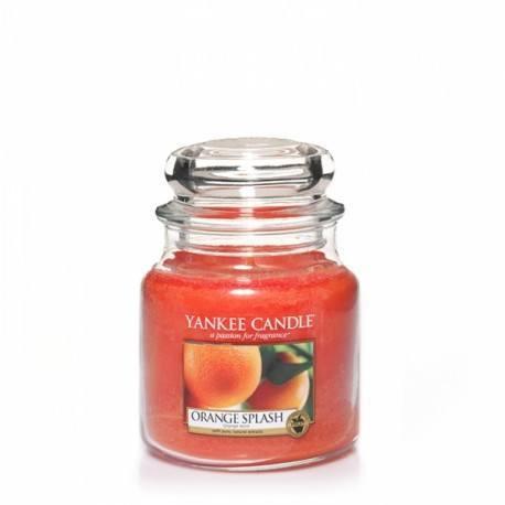 Yankee Candle Orange Splash Giara Media