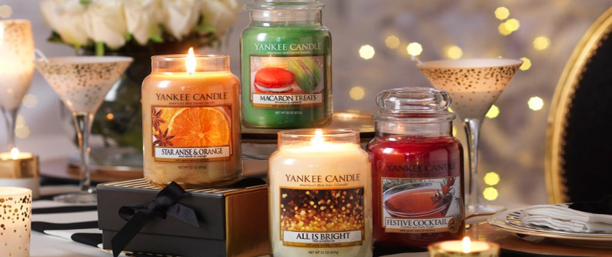 Holiday Party Yankee Candle