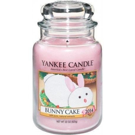 Yankee Candle Bunny Cake Giara Grande