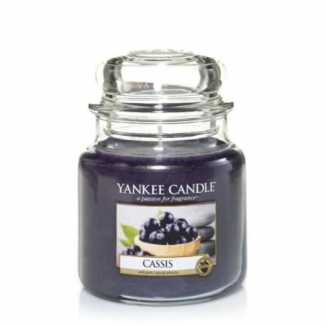 Yankee Candle Cassis Giara Media