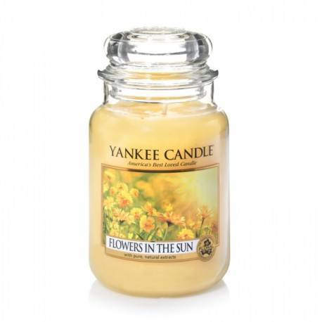 Yankee Candle Flowers in the Sun Giara Grande