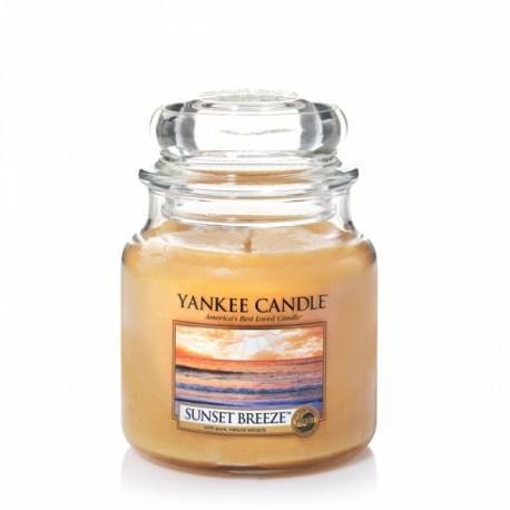 Yankee Candle Sunset Breeze Giara Media