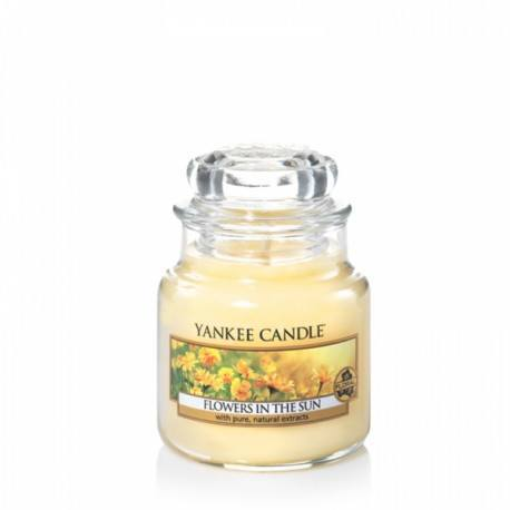 Yankee Candle Flowers in the Sun Giara Piccola