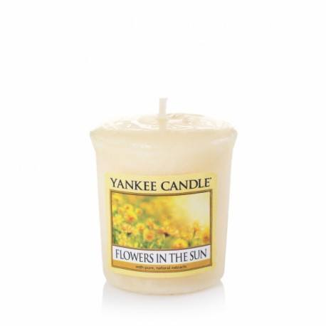 Yankee Candle Flowers in the Sun Votivo