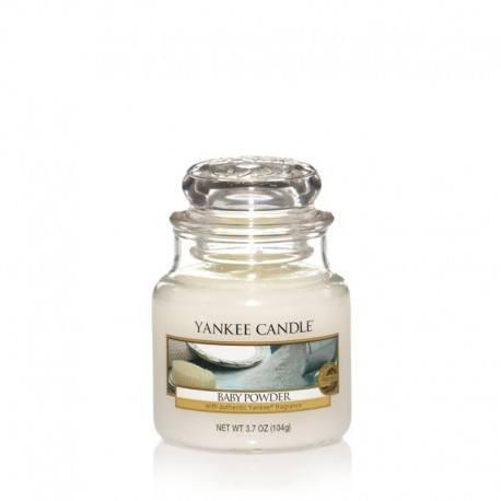 Yankee Candle Baby Powder Giara Piccola