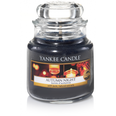Yankee Candle Autumn Night Giara Media